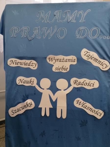 Międzynarowy Dzień Praw Dziecka