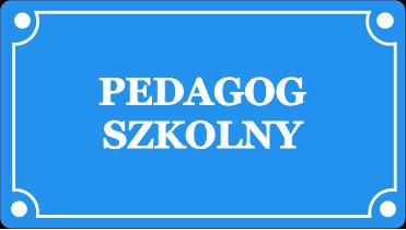 Informacja od Pedagoga