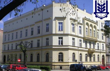 Materiały promocyjne Zespołu Szkół Ekonomicznych w Świdnicy