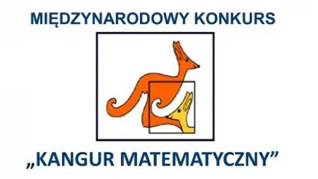 Międzynarodowy konkurs - Kangur matematyczny