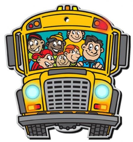 Harmonogram dowozu uczniów do szkoły