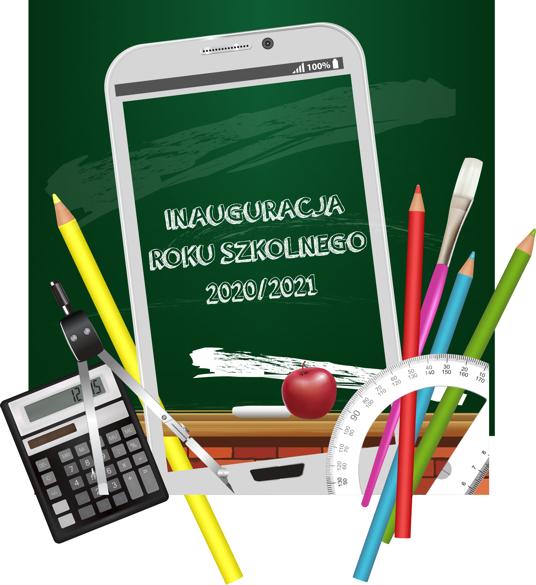 Rozpoczęcie nowego roku szkolnego 2020/2021