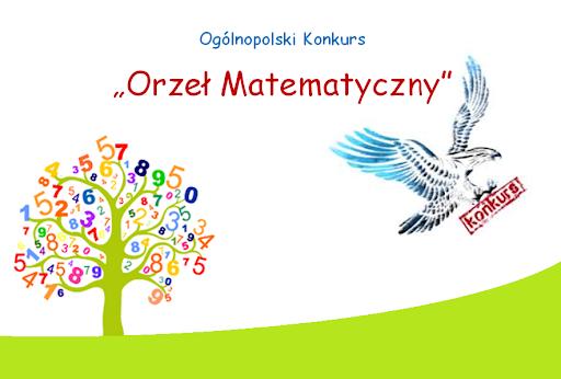 Laureaci Ogólnopolskiego Konkursu Orzeł Matematyczny