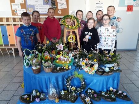 Przygotowania do Świąt Wielkanocnych w klasie III